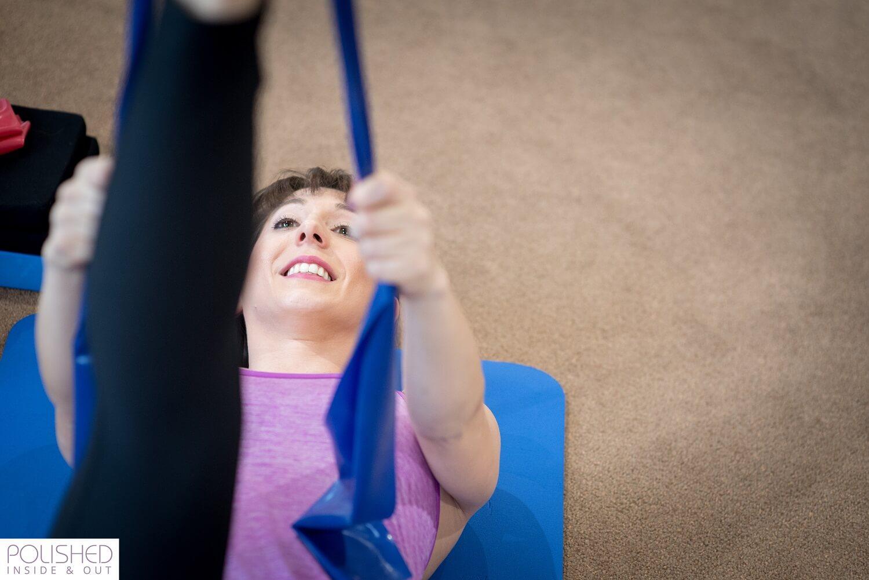 Natasha Hamstring Stretch
